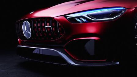 2017日内瓦车展 AMG GT CONCEPT终来袭