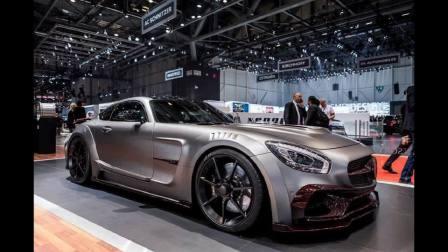 2017日内瓦车展 让你合不拢嘴的AMG GTs