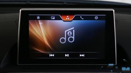 奔腾X80 娱乐及通讯系统展示