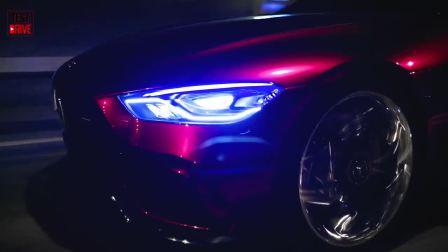 酷炫动感展示AMG GT Concept的行踪魅影