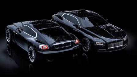 全新劳斯莱斯coupe 将奢华推向顶峰