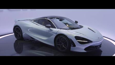 全新迈凯伦超级巨作 酷炫720S震撼登场