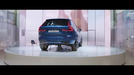 XC60日内瓦车展集合 全新沃尔沃中型SUV
