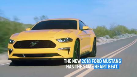 每个西部男孩的梦想 全新福特Mustang来袭
