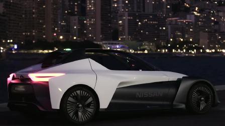 对于未来我们从不止步 详解日产概念车