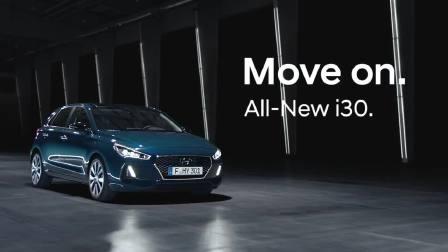 全新现代i30 用科技安全为你保驾护航