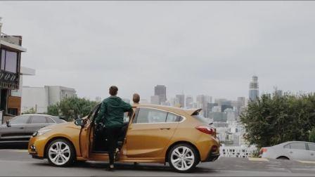 雪佛兰带你观光旧金山美景