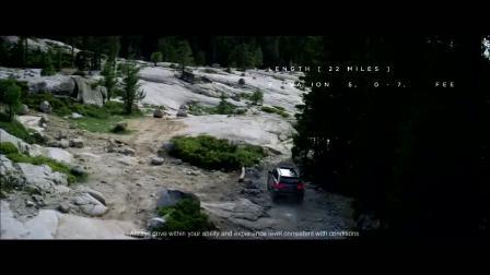 2017Jeep大切诺基Trailhawk水涉水的故事