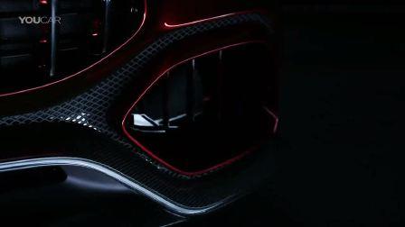 梅赛德斯奔驰AMG GT概念跑车耀世登场
