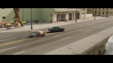 速度与激情8 古巴街头战