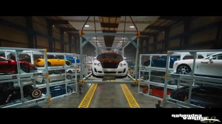 速度与激情8 汽车玩具店