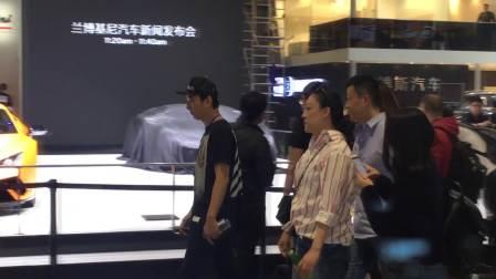 2017上海车展 国民老公亮相车展