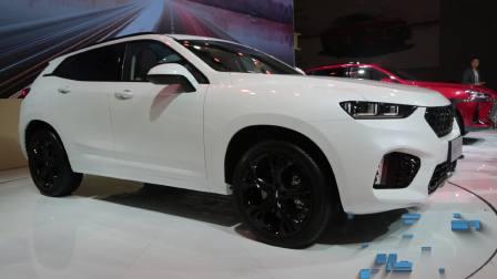 2017上海车展 承袭品牌理念VV7s上市