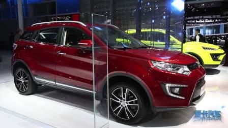 2017上海车展 江铃驭胜S330紧凑级SUV