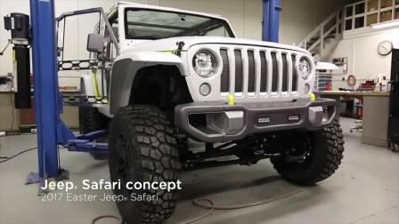 Jeep 手工打造概念车2