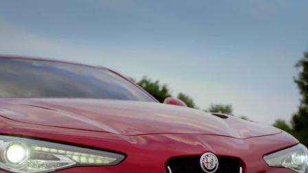 2017阿尔法·罗密欧Giulia超级碗新广告