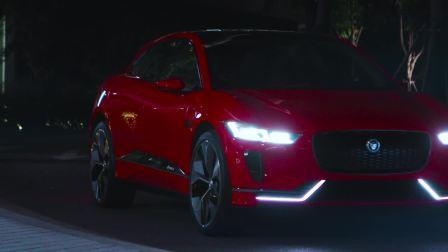 2017法兰克福车展 捷豹I-PACE概念车