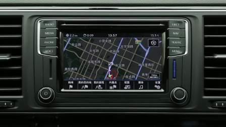 【全车功能展示】 大众迈特威 导航系统展示