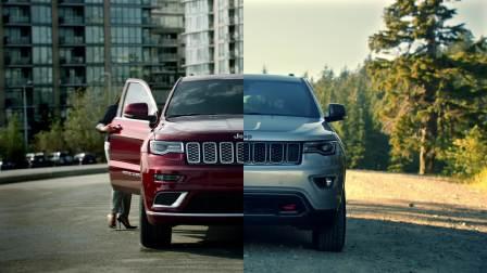 2017 Jeep在讲述自己的发展历程
