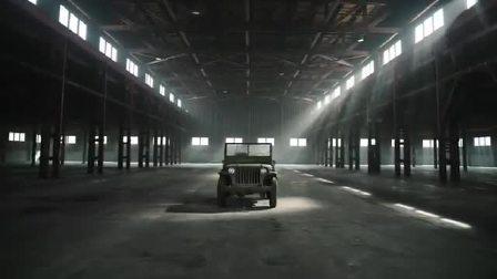 Jeep向荣誉致敬