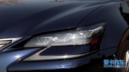 雷克萨斯GS 灯光展示