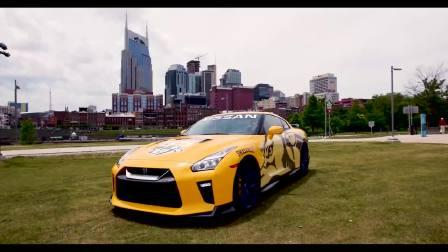 每个男人梦寐以求的座驾 日产GT-R
