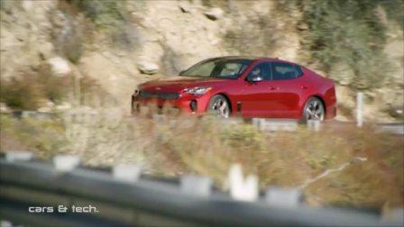 加速5秒的起亚 运动型轿车Stinger GT