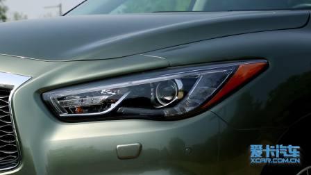 【全车功能展示】 英菲尼迪QX60混合动力 灯光展示