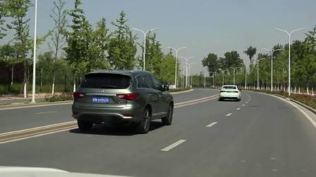 英菲尼迪QX60混合动力 自适应巡航展示