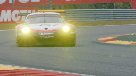 赛道风采酷酷的FIA WEC