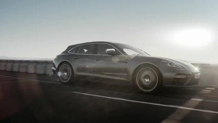 全新保时捷Panamera Sport Turismo精彩广告