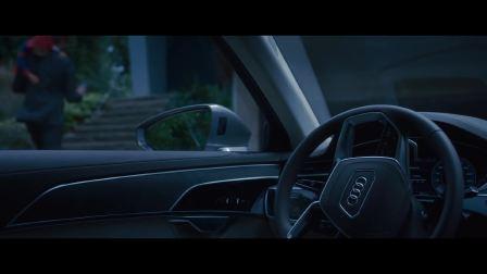 奥迪A8黑科技大展示 无人驾驶自动泊车
