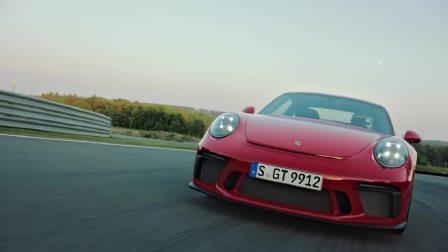 保时捷 911 GT3 速度的表现