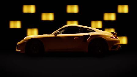 保时捷911 Turbo S系列精彩展示