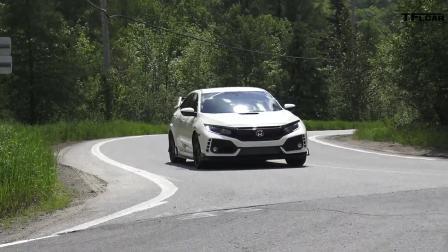2017款本田思域Type R 最高时速可达168公里每小时