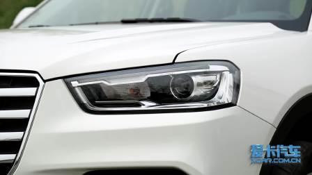哈弗H6 Coupe 灯光展示
