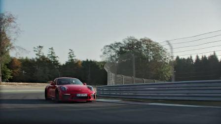 为赛道而生的保时捷911 GT3