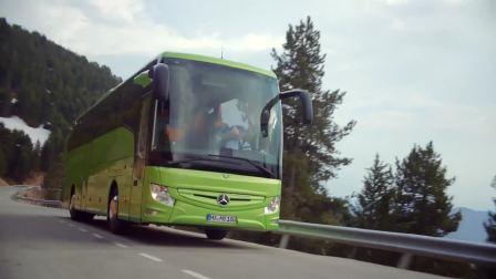 时尚最豪华大气的大巴车 奔驰大座儿