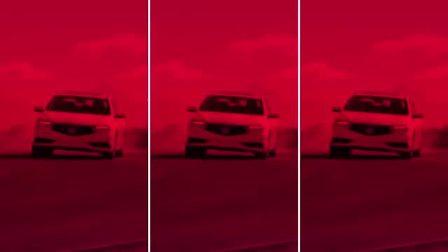 超高级三屏炫技 给你展示全新TLX
