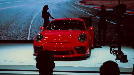 保时捷911 GT3 展示