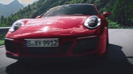 保时捷911 GTS 激情与速度