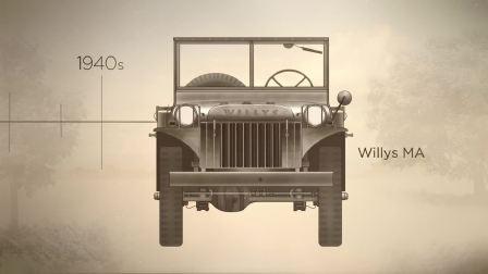 Jeep品牌七十五周年演化