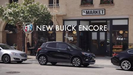 新款别克豪华SUV昂科拉广告