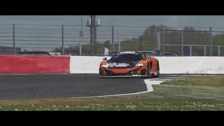 迈凯伦650S GT3在赛道上的超强表现