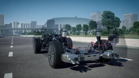 奥迪全新A8 48V混合动力系统