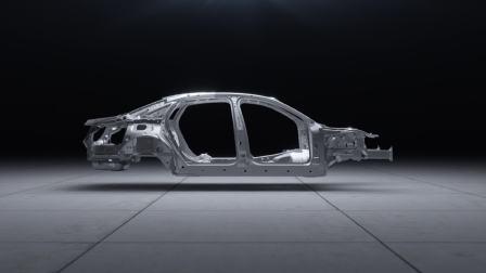 奥迪全新A8 复合材料车身技术