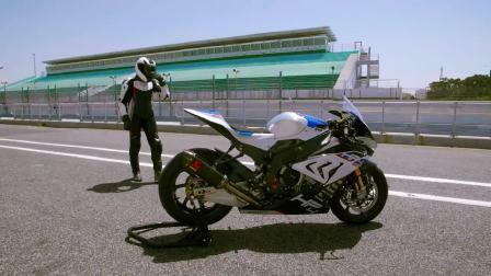 宝马HP4摩托 打造赛道新产物