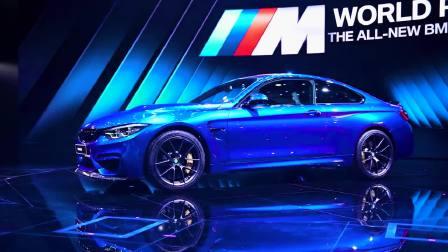宝马M4 CS 诠释完美的性能座驾