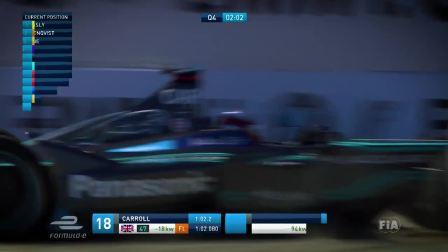 捷豹车队NYCePrix比赛花絮