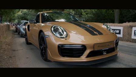 新保时捷911 Turbo独家系列卓越的设计和性能